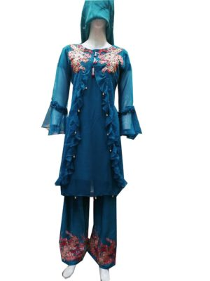 Ladies Fancy Dress at wholesale in lahore